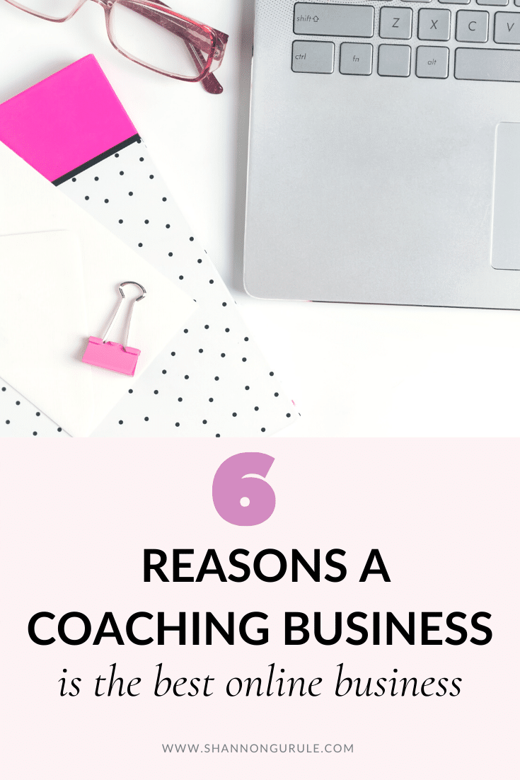 The Best Online Business Idea Is Coaching