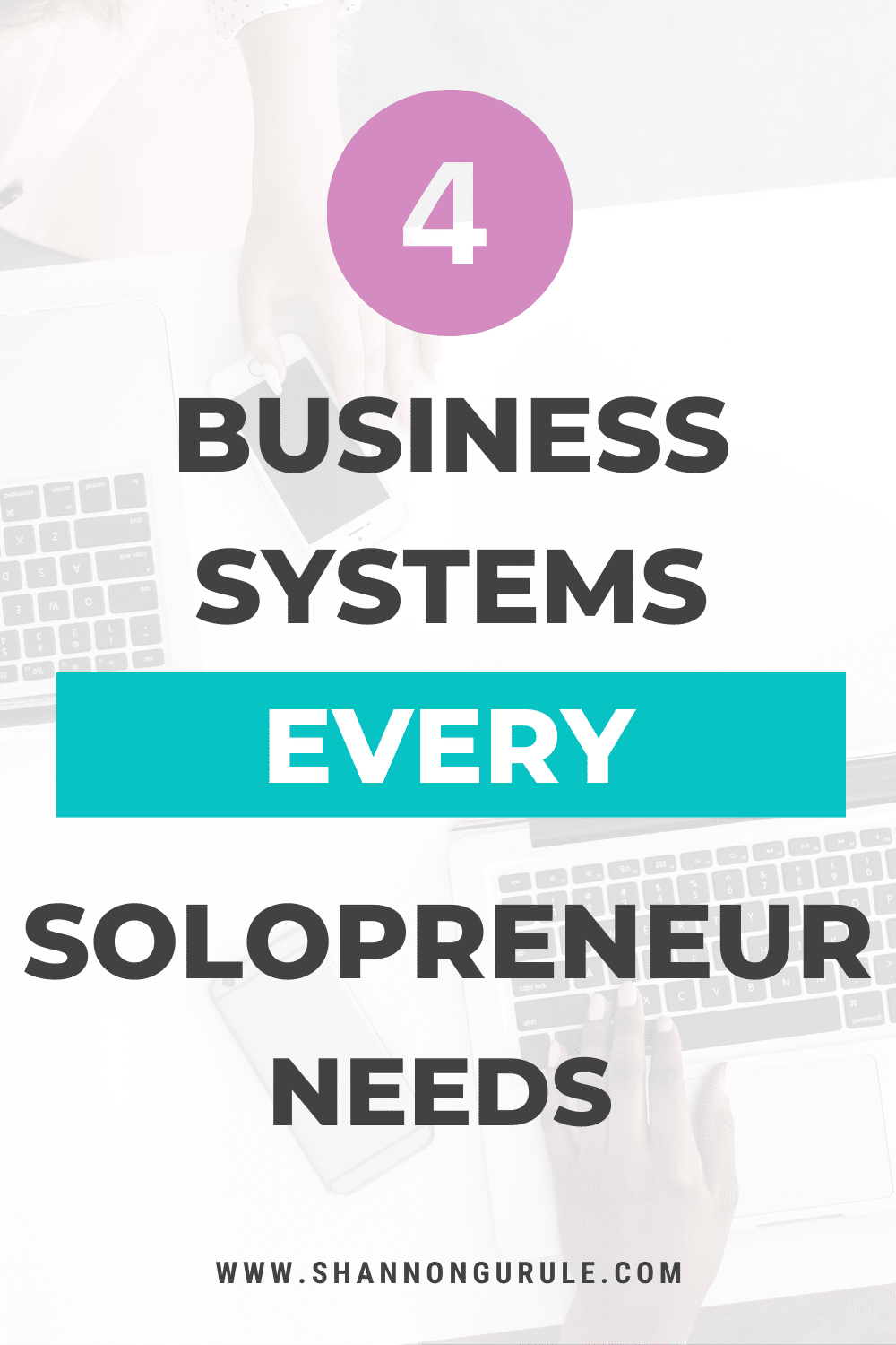 Business Systems Every Solopreneur Needs