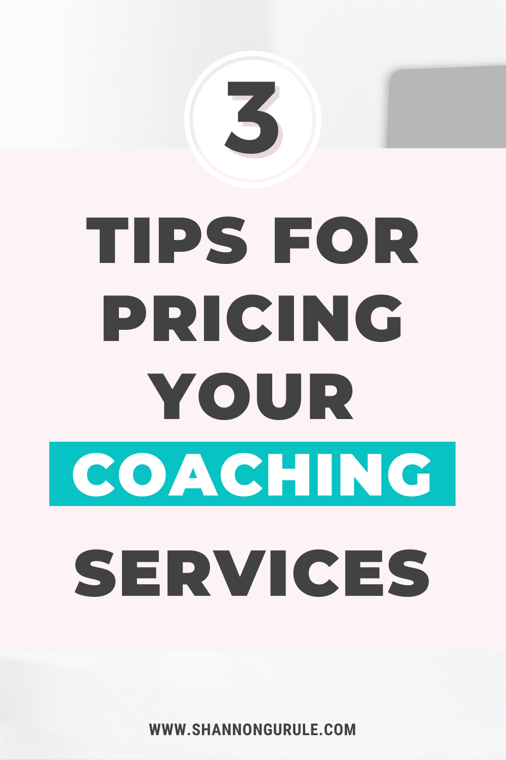 Pricing Your Coaching Services