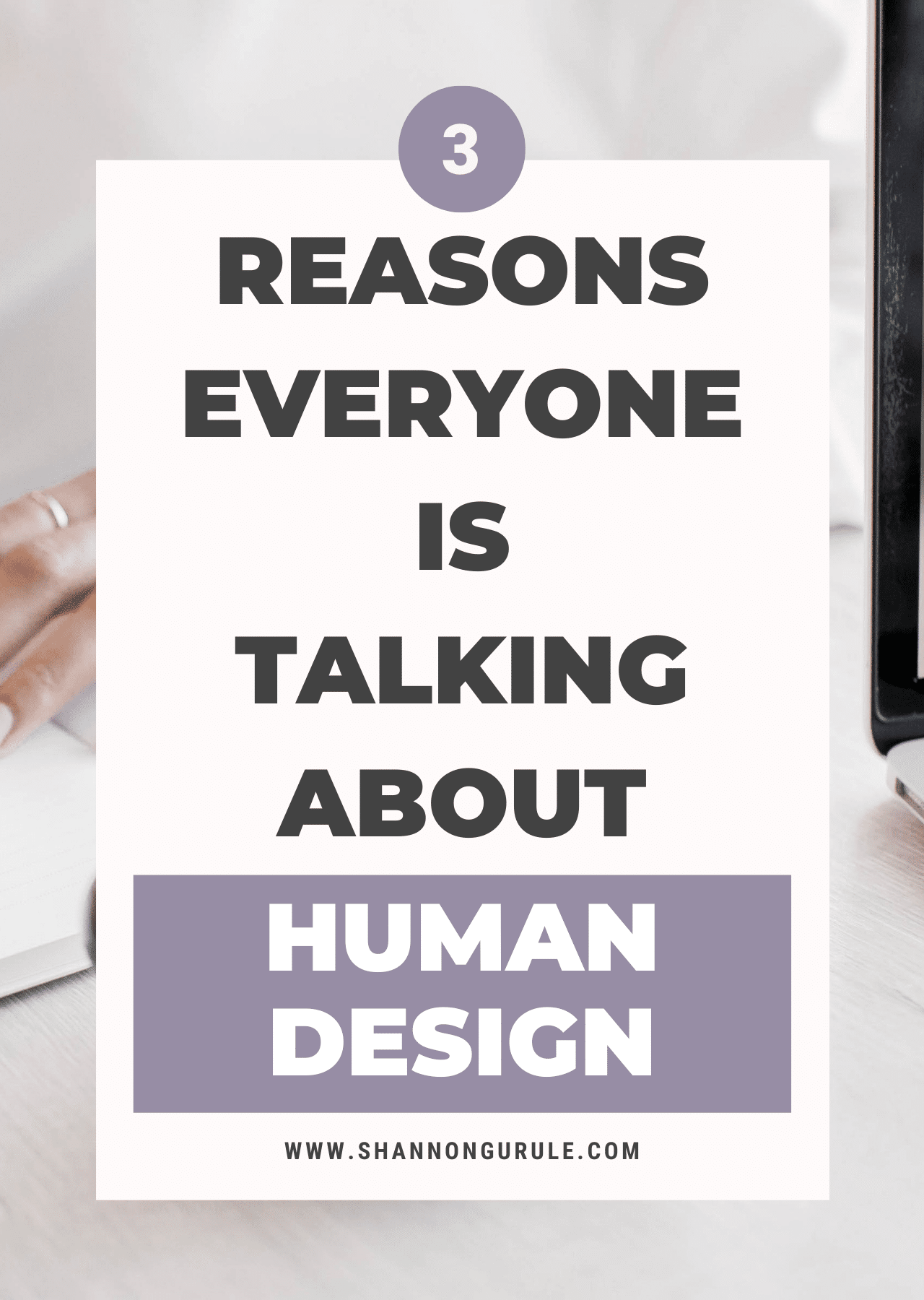 Why Everyone Is Talking About Human Design